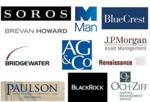 los hedge funds o fondos de cobertura de alto riesgo