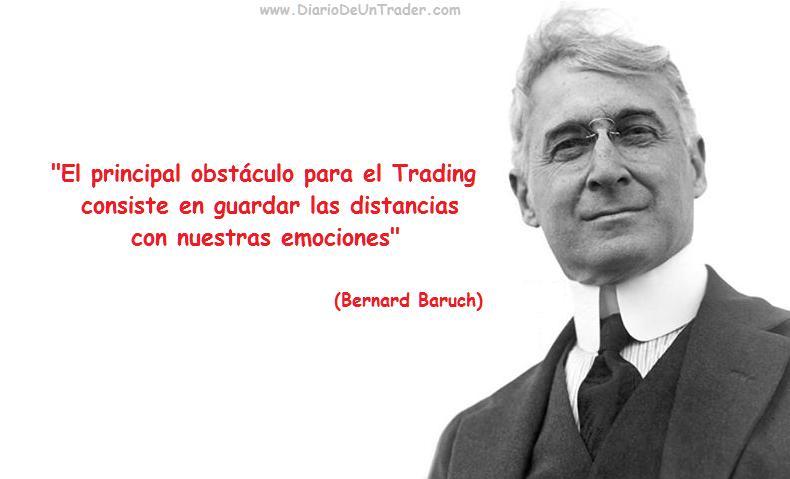 FRASES BERNARD BARUCH