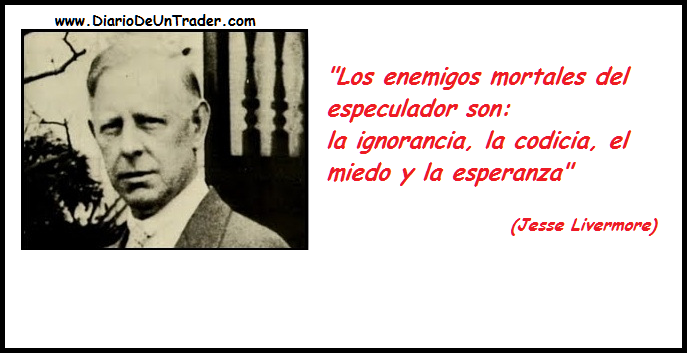 FRASES JESSE LIVERMORE